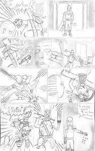 One punch man par Aloyse p 01