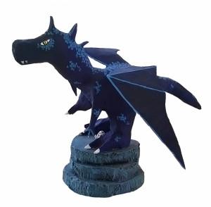 dragon bleu 2