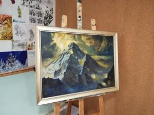 Expo Dramatic Landscapes par Marc Laisne - Atelier Chromatic 010
