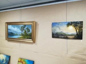 Expo Dramatic Landscapes par Marc Laisne - Atelier Chromatic 011
