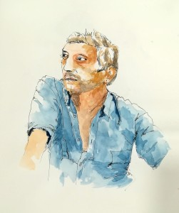 Croquis gainsbourg 01