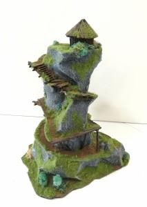 L hermite sur la tour