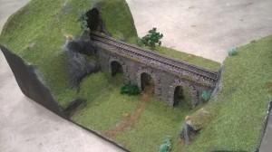 Pont dans les montagnes 3