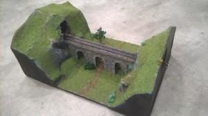 Pont dans les montagnes 7