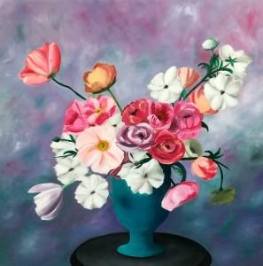 Bouquet pas fini