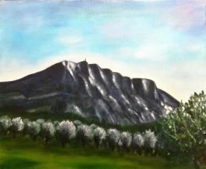 Montagne Sainte Victoire03
