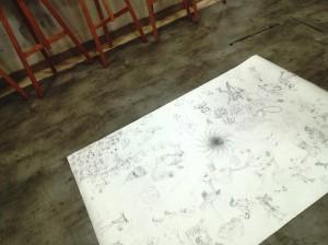 Exposition-2017-2018-Atelier Chromatic-Cours-de-Bande-dessinee-Manga-04