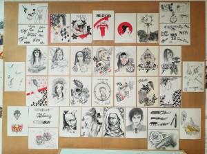 Exposition-2017-2018-Atelier Chromatic-Cours-de-Graphisme-Art-Applique-Prépa-concours-Tatouage-01