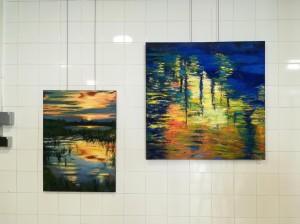 Exposition-2017-2018-Atelier Chromatic-Cours-de -peinture-huile-acrylique-01