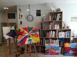 Exposition-2017-2018-Atelier Chromatic-Cours-de -peinture-huile-acrylique-09